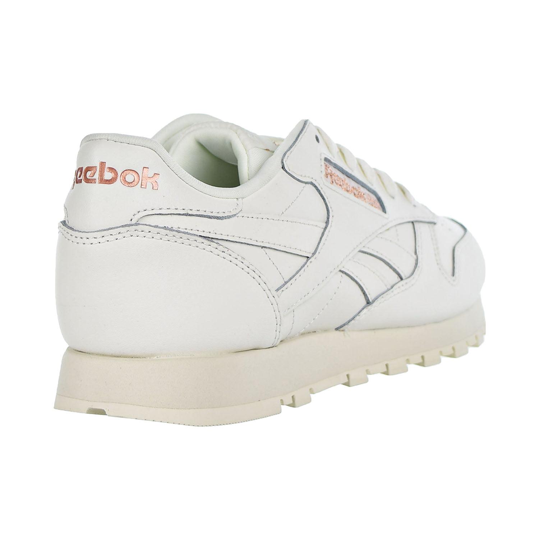 Robar a válvula túnel  Reebok - Reebok Classic Leather Women's Shoes Chalk/Rose Gold/Paper White  dv3762 - Walmart.com - Walmart.com