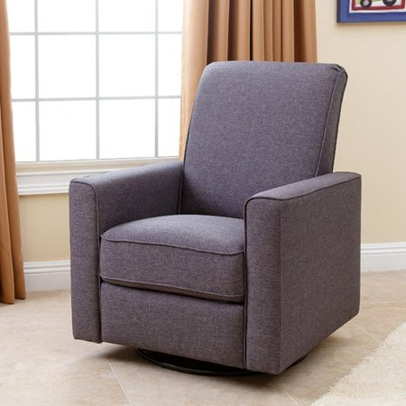 Red Barrel Studio Coello Nursery Swivel Glider Recliner