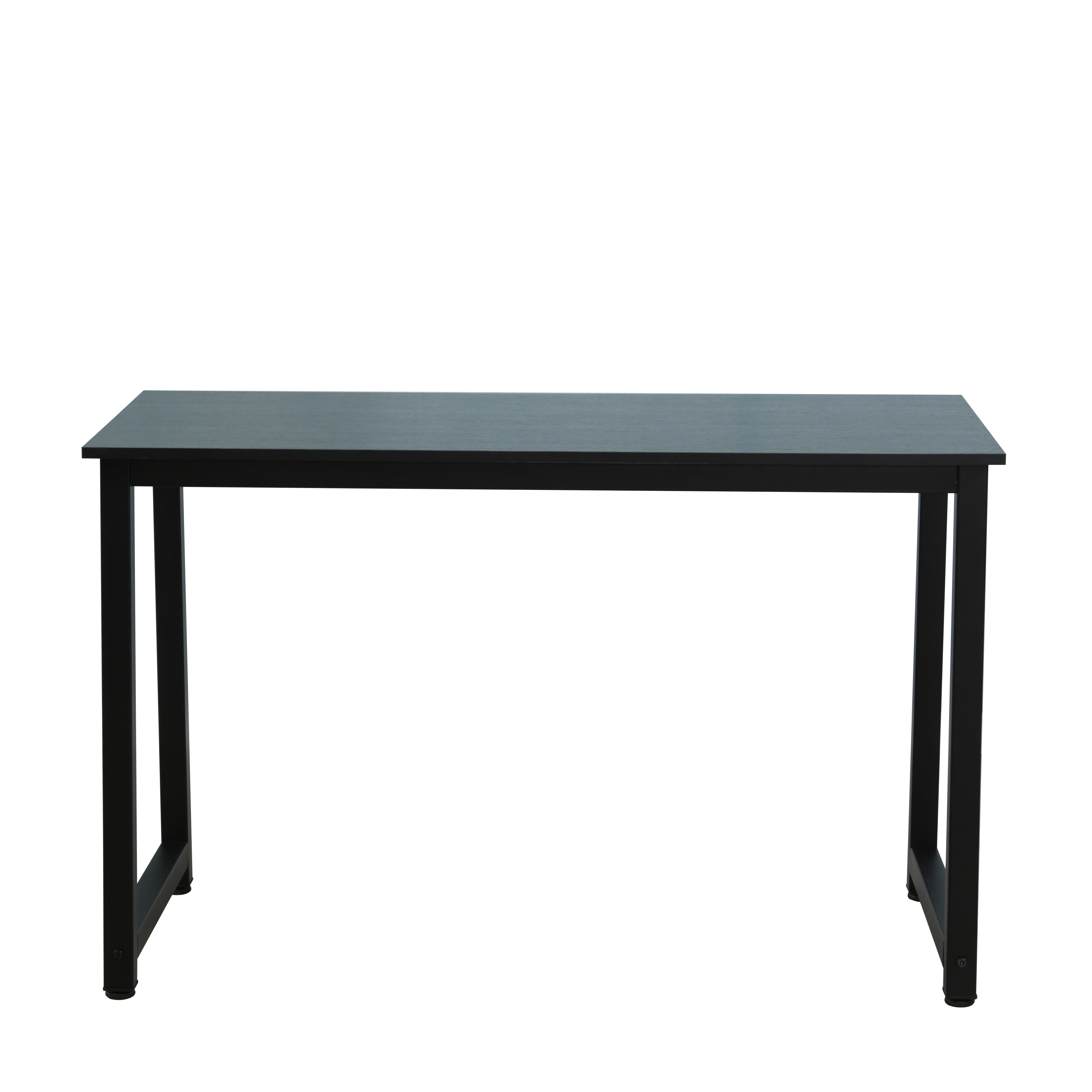 Modern Computer Desk, Heavy Duty Computer Table with Wood ...