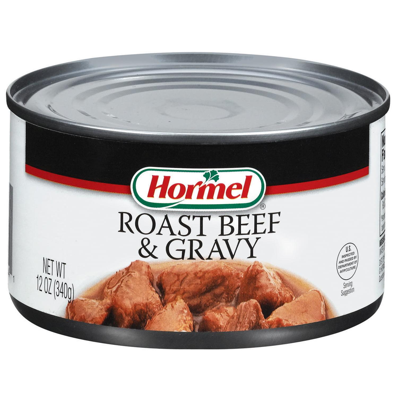 Hormel Roast Beef & Gravy, 12 oz