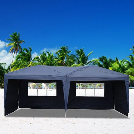 Ktaxon 10x20' EZ Pop Up Canopy Wedding Party Tent Outdoor Folding Patio Gazebo Shade