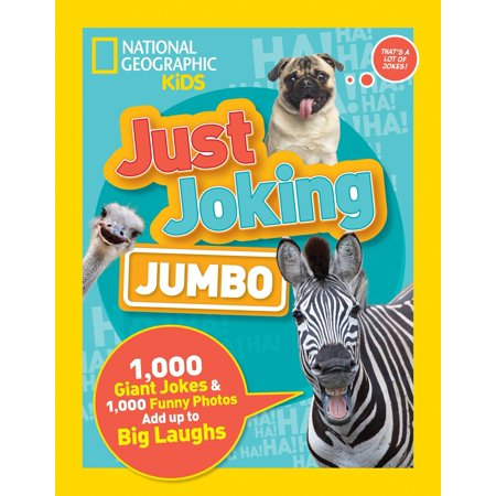 Just Add Photos - Just Joking: Jumbo : 1,000 Giant Jokes & 1,000 Funny Photos Add Up to Big Laughs