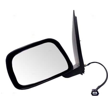 Drivers Power Side View Mirror Replacement for Nissan Frontier Pathfinder Xterra Suzuki Equator 96302-EA18E