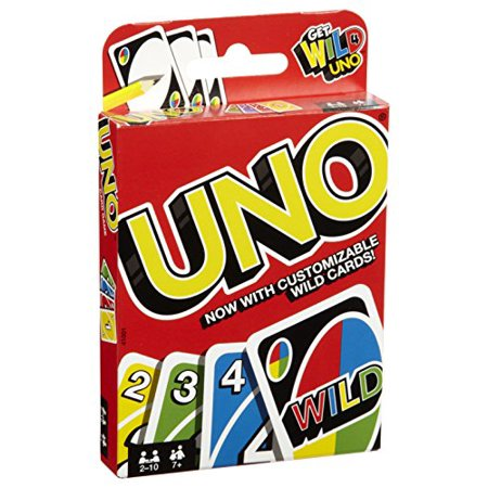 Mattel Uno Original Playing Card Game - image 1 of 1