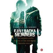 Camilla Lackbergs Fjallbacka Murders: Set 1 by