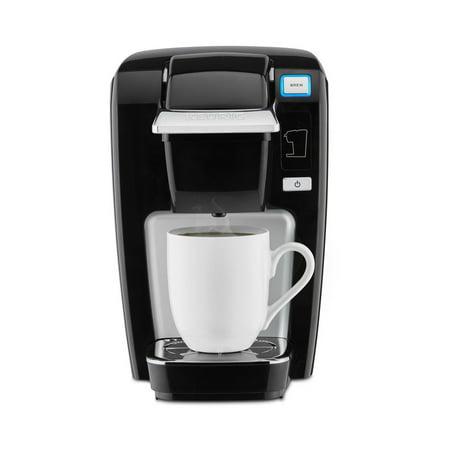 Keurig K15 Single Serve Compact K-Cup Pod Coffee Maker (Keurig 2-0 Won T Recognize K Cups)