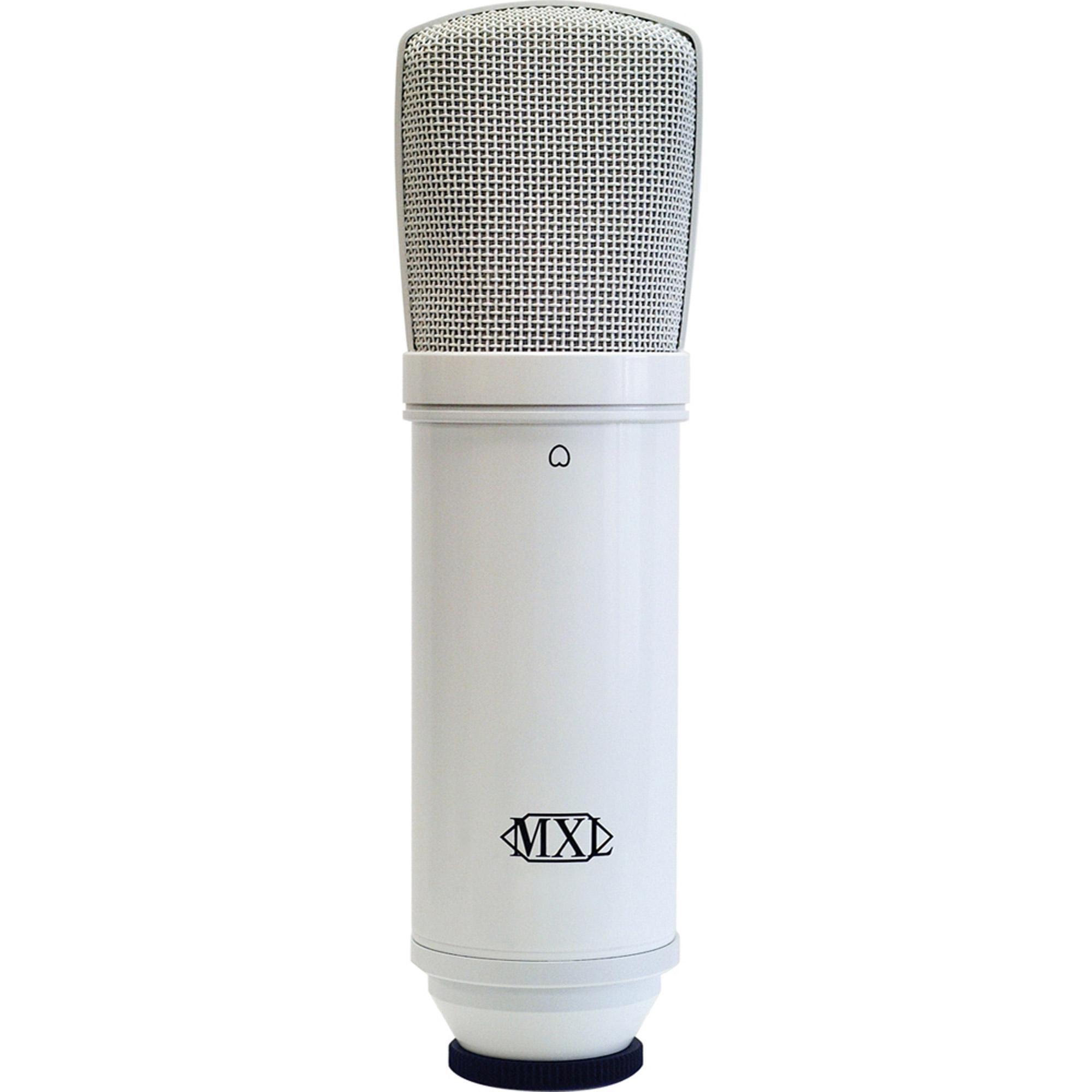 MXL Desktop Recording Kit Microphone Package