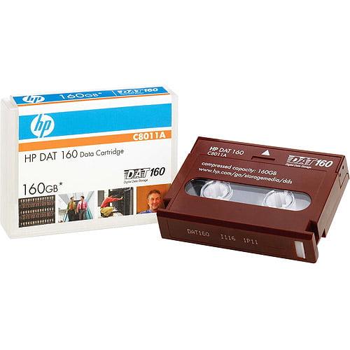 HP C8011A DAT 160 Tape Cartridge