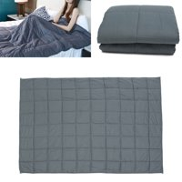"""48""""x72"""" 15/20/25 lbs Weighted Blanket for Adults & Kids, Quilt with Cotton Wadding, Heavy Blanket"""
