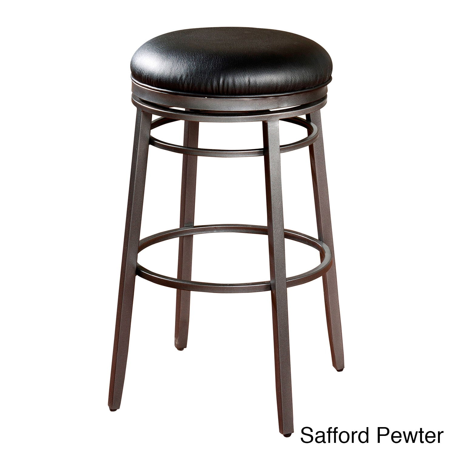 Porch Den Granada Fortuna 26 Inch Backless Counter Stool