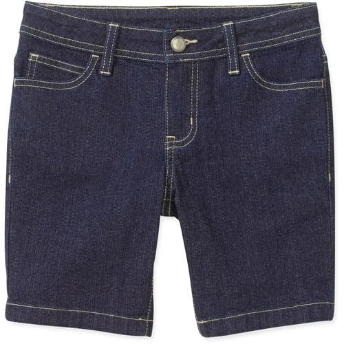 Girls' Denim Bermuda Short