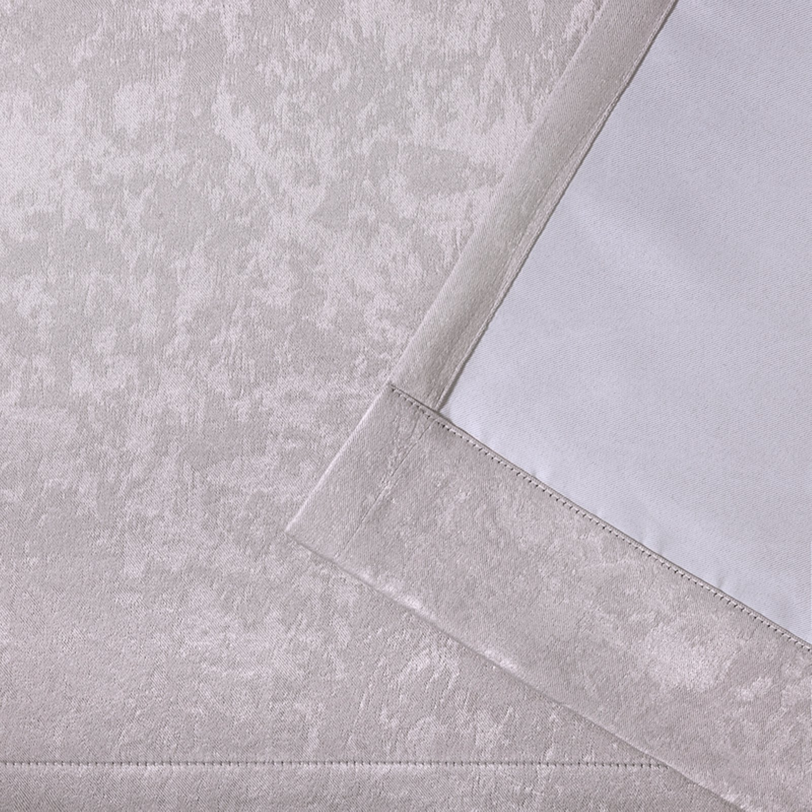 Exclusive Home Antique Shantung Twill Woven Brushed Window Curtain Panel Pair with Grommet Top
