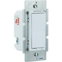 GE 12724 In-Wall Indoor Smart Dimmer, Hub Required