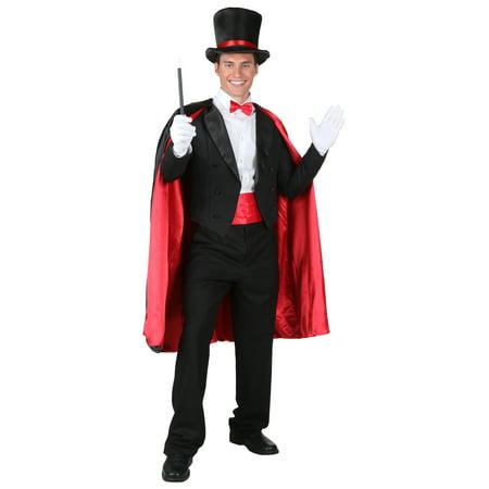 Adult Magic Magician Costume