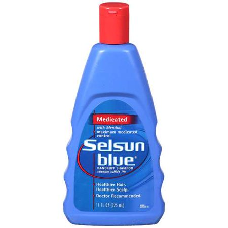 Selsun blue medicated review