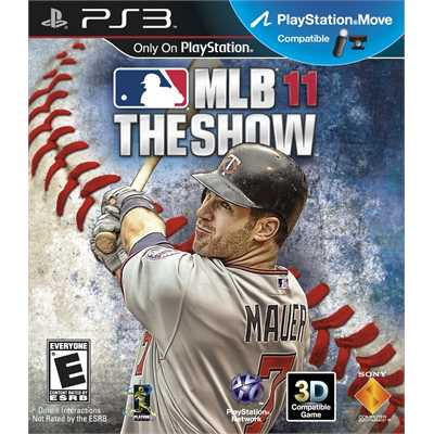 Refurbished MLB 11: The Show - Playstation 3 - Pre-Owned