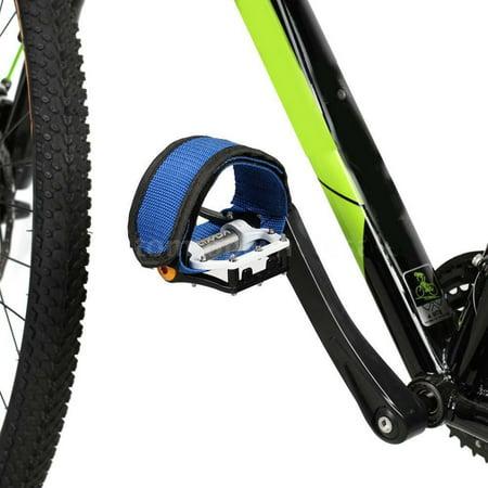 1 Pcs Bike Pedal Straps For Fixed Gear Bike Lightweight Foot Toe