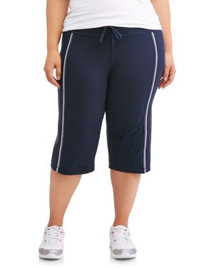 a1403006ed7 Product Image Athletic Works Dri More Plus Piped Bermuda