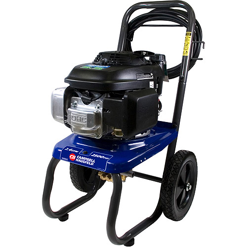Campbell Hausfeld PW2575 2,500 psi 2.4 gpm Honda GCV160 Gas-Powered Pressure Washer with 25-Foot Hose