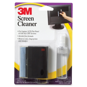SCREEN CLEANER LCD AND CRT