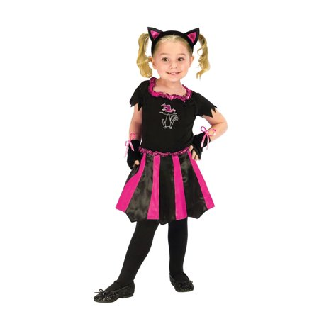 Cat Sweetheart Tot 3T-4T (Toddler Toto Costume)