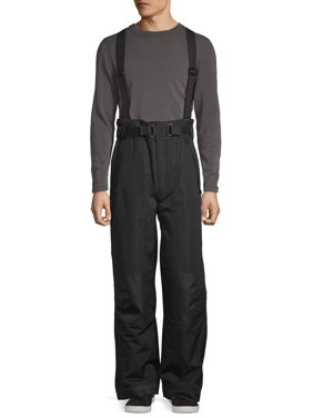 Iceburg Men's Suspended Convertible Ski Pant, up to Size 3XL