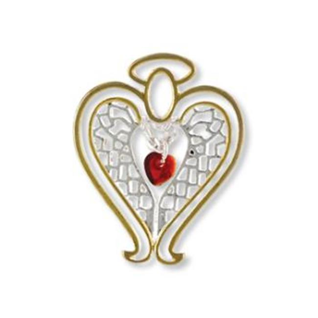 Bulk Buys Healing Angel Pin - Pack of 3