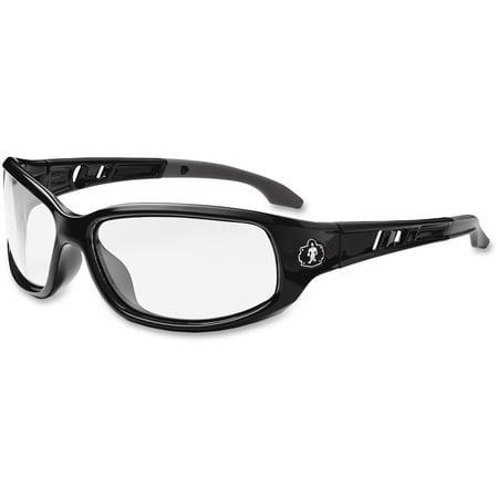 Ergodyne, EGO54003, Valkyrie Fog-Off Clear Lens Safety Glasses, 1 Each, (Glasses Off Review)