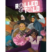 Rolled & Told Vol. 2 (Hardcover)