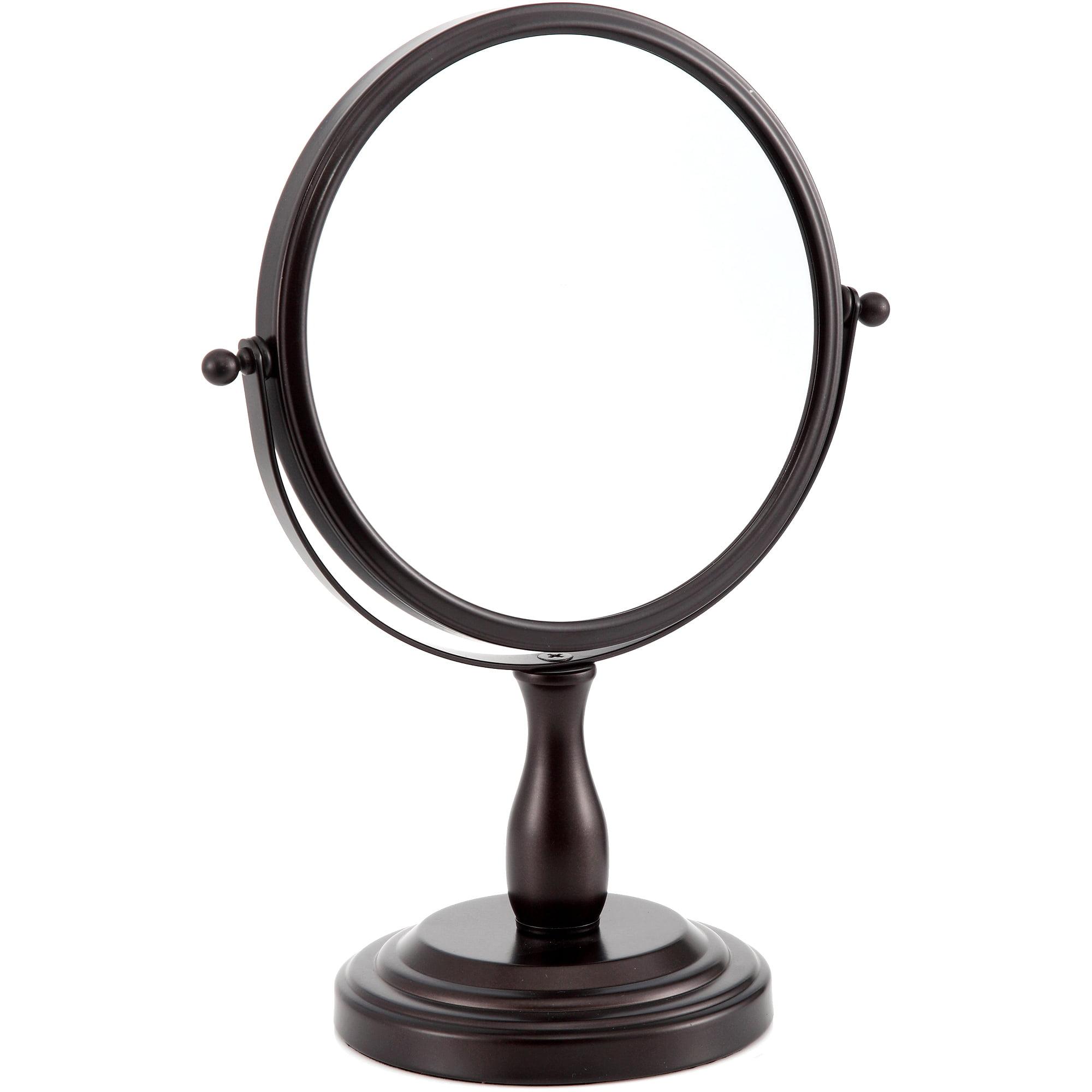 Chapter Standing Tilt Mirror, Oil-Rubbed Bronze Finish