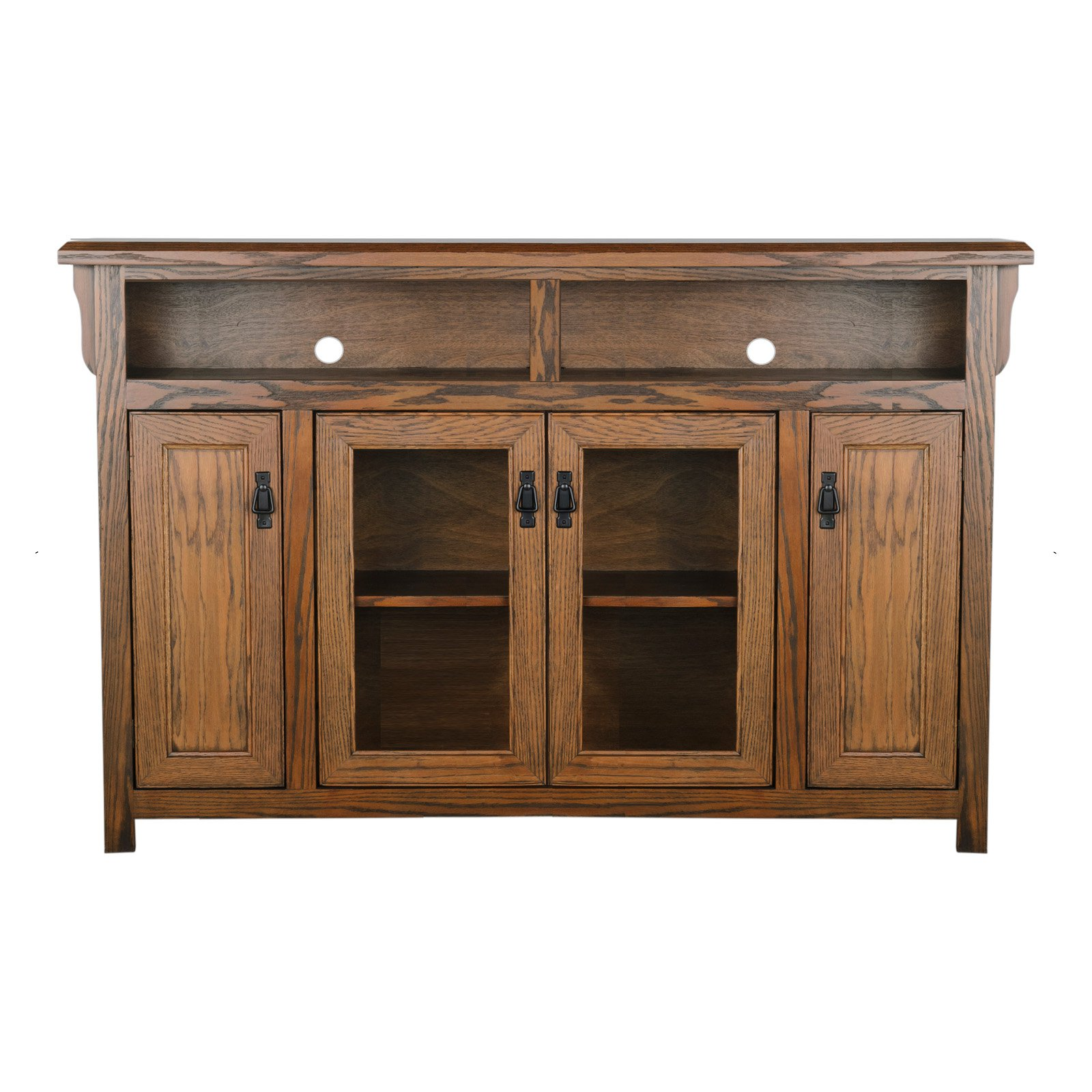 Eagle Furniture 70 in. Wide Mission Entertainment Console