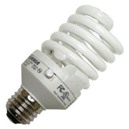 Sylvania Bright 2 Night 23-Watt CFL Light Bulb