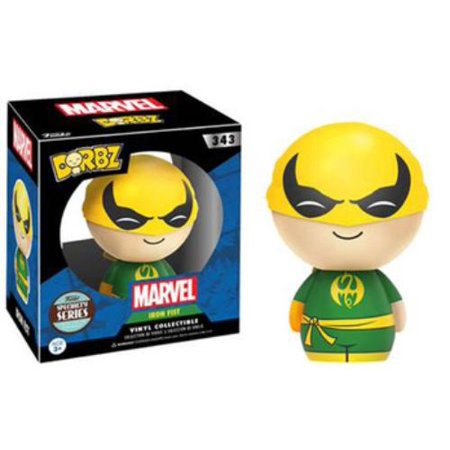 Dorbz: Marvel-iron Fist [specialty Series] One Time Purchase (Funko) (Iron Fist Masterworks)