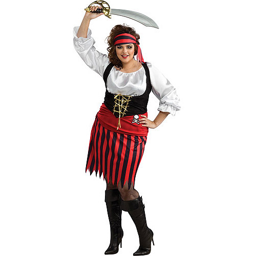 Pirate Adult Halloween Costume - One Size