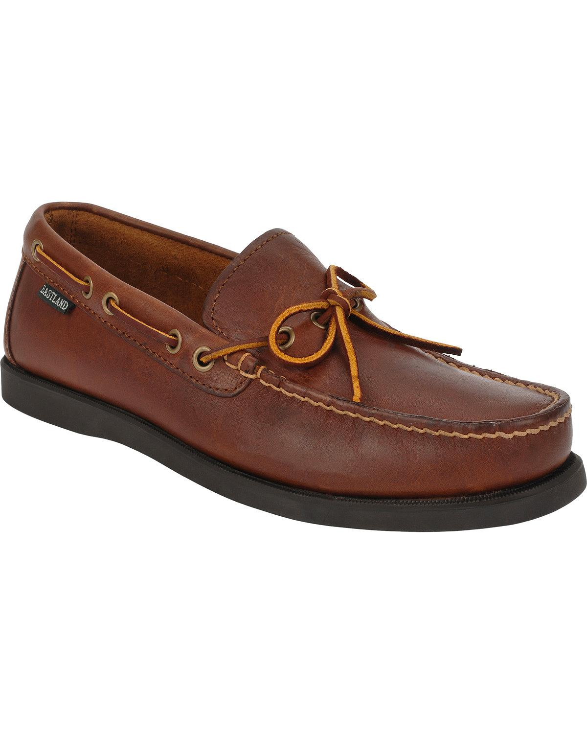 Eastland Men's Yarmouth Camp Moc Slip On 7766-04 by Eastland