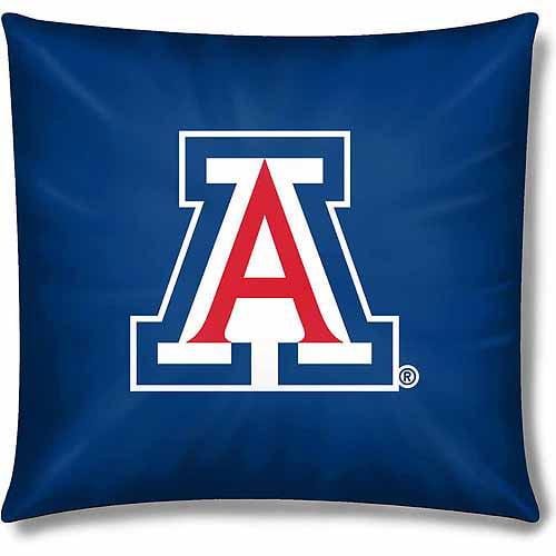 """NCAA Arizona Wildcats Official 15"""" Toss Pillow, 1 Each"""