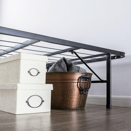 Best Price Mattress Innovative Steel Platform Bed Frame – Multiple Sizes