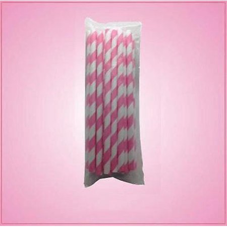 Pink Cake Pop Sticks