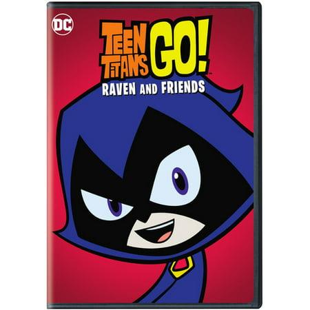 Teen Titans Go: Raven And Friends (DVD) - Raven Teen Titans Go Legs