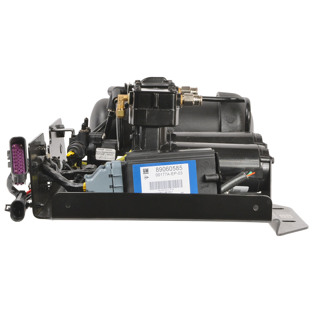For Hummer H2 2003-2007 Remanufactured Oem Air Suspension Compressor