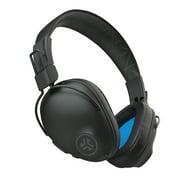 JLab Audio Studio Pro Bluetooth Wireless Over-Ear Headphones | 50+ Hour Bluetooth 5 Playtime | EQ3 Sound | Ultra-Plush Faux Leather & Cloud Foam Cushions | Track and Volume Controls | Black