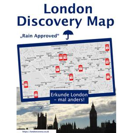London Discovery Maps - der etwas andere London Guide - eBook