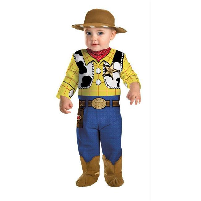 Costumes For All Occasions Dg6981I Toy Story Woody Infant 0-6 Mth