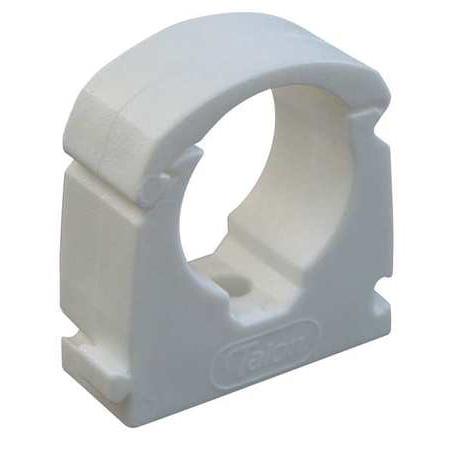 JOHN GUEST USCLIP36 Pipe Clip,1 In,PEX,White ()