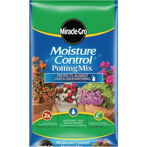 Miracle-Gro Moisture Control Garden Soil