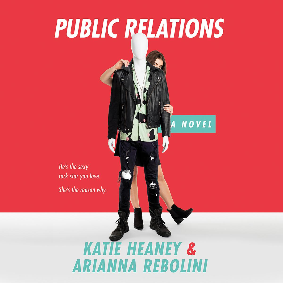 Public Relations - Audiobook