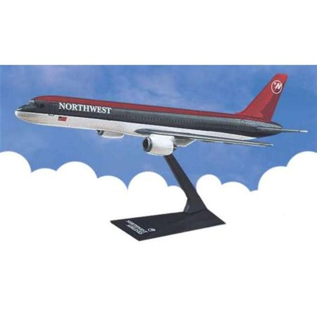 Flight Miniatures Northwest Airlines NWA 1989 Boeing 757-200 1/200 Scale Display Model