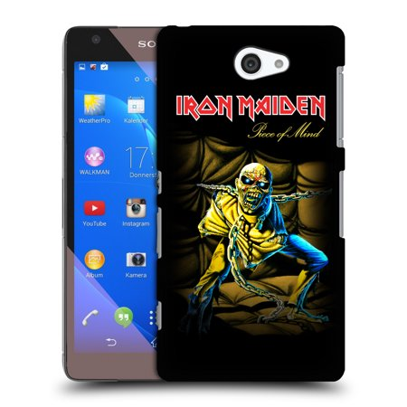 OFFICIAL IRON MAIDEN ALBUM COVERS HARD BACK CASE FOR SONY PHONES 4