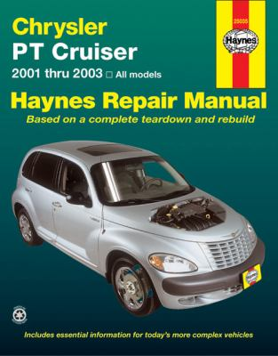 chrysler pt cruiser automotive repair manual walmart com rh walmart com 2003 pt cruiser owners manual 2003 chrysler pt cruiser parts diagram