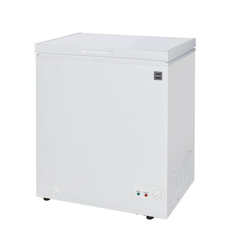 RCA 5.0 Cu. Ft. Chest Freezer RFRF452, White